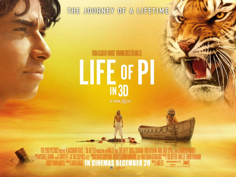 Life Of Pi Movie In Hindi In Pune